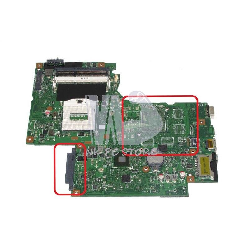 NOKOTION For Lenovo IdeaPad G710 Z710 Laptop Motherboard DUMBO2 MAIN BOARD REV2.1 HM86 HD4600 DDR3