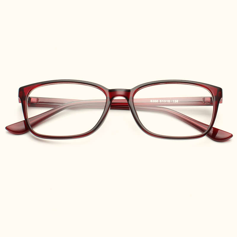 0ed28642f5 New Trendy Prescription Optical Frame Men Women Excellent Myopia Glasses  Frames Clear Lens Eyewear Students Casual Spectacles-in Eyewear Frames from  Apparel ...