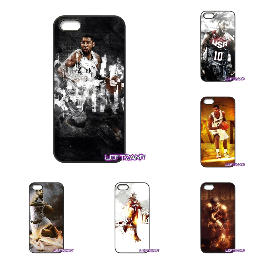 Basketball Star kyrie irving Hard Phone Case Cover For iPhone 4 4S 5 5C SE 6 6S 7 8 Plus X 4.7 5.5 iPod Touch 4 5 6