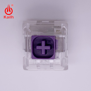 Image 3 - Kailh BOX Royal Switches  Purple DIY Mechanical keyboard Switches Dustproof IP56 waterproof tactile mx stem