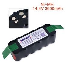 Bateria de Substituição para Irobot Nastima 14.4 V 3600 Mah Ni-mh Roomba Aspirador 500 600 700 800 Series UL & CE Aprovação