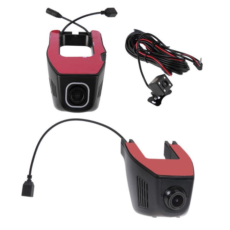 Camera Dashcam Recorder Car Dvr G-Sensor Wifi Motion-Detection Night-Vision 170-Degree