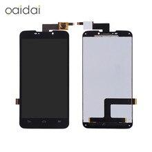 Для ZTE Гранд Memo N5 N9520 V9815 ЖК-дисплей Дисплей Сенсорный экран мобильного телефона ЖК сборки Запчасти для авто с бесплатной Инструменты