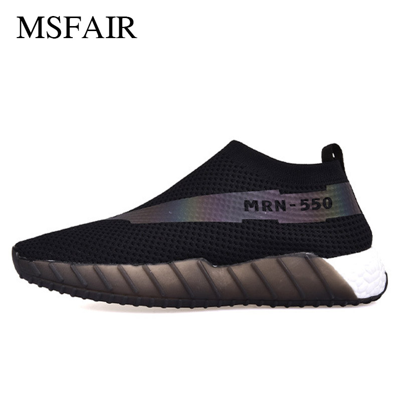 ᐅMsfair Hommes Chaussures de Course En Plein Air Sport Athlétique ... 5f0a127ce387