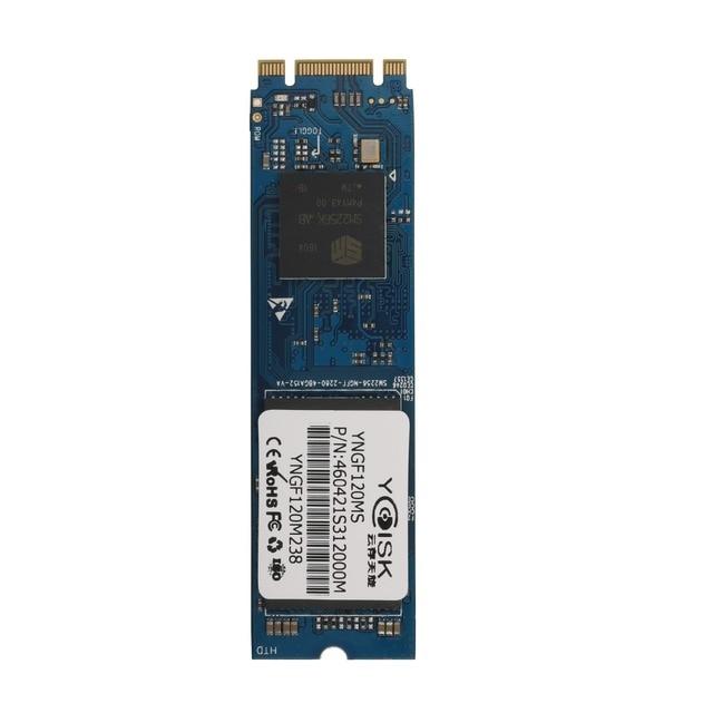 Goldendisk YCdisk 직렬 M.2 SSD 128 기가바이트 2280 2260 120 기가바이트 240