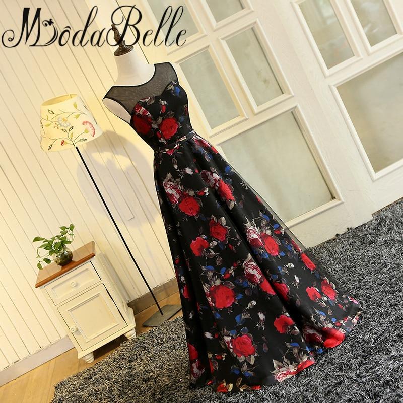 Modabelle Vestidos De Graduacion Largos 2017 Prom Kjole Lang - Spesielle anledninger kjoler - Bilde 4