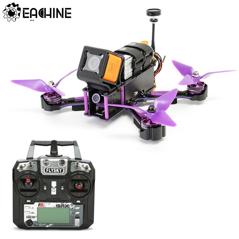 Eachine Wizard X220S FPV Racer RC Drone F4 5,8g 72CH 30A Dshot600 800TVL Flysky iRX-i6X RTF