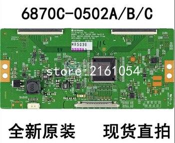 6870C-0502A 6870C-0502B 6870C-0502C LOGIC board for LED55K380U NO CABLE led tv brand new original ld320eun slm1 8f1 logic board 6870c 0790a spot tcon