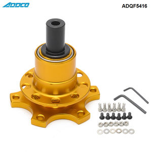 ADDCO Car Race Rally Off Quick Release Boss Kit Weld On Fit Steering Wheels ADQF5416(China)