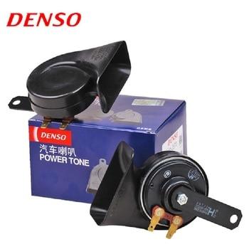 DENSO Car Claxon Horns Air Horn водонепроницаемый универсальный интерфейс оригинальное качество 12В громкий автомобиль klaxon 8650