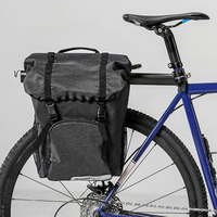 Bike Bag For Bicycle Cycling Trunk for Bicycle MTB Road Bike Saddle Rack Bag Bike Cargo Carrier Bag Accessories For Bicycle