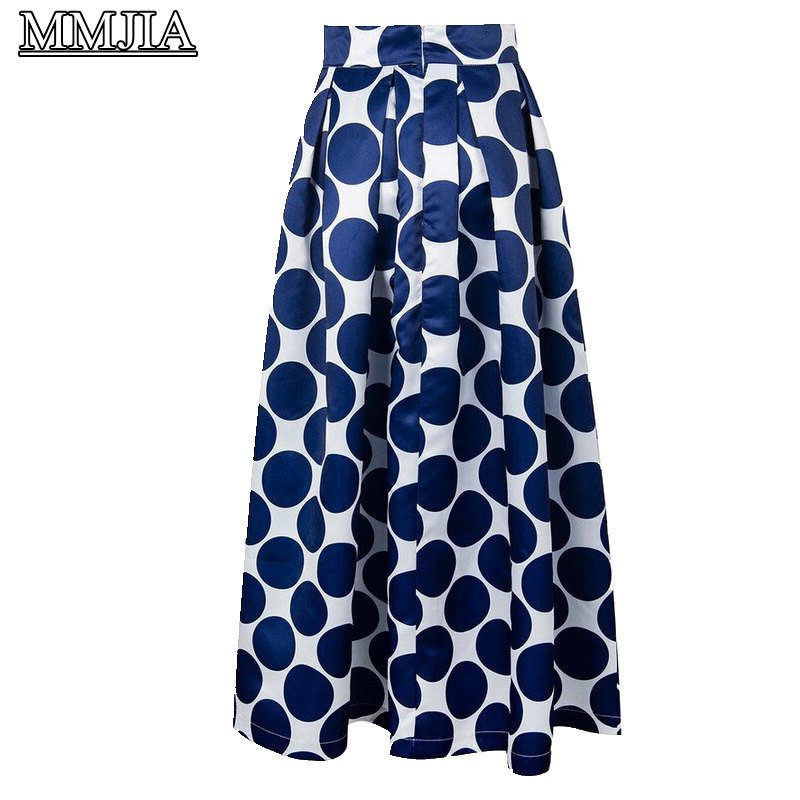 Popular Polka Dot Maxi Skirt-Buy Cheap Polka Dot Maxi Skirt lots ...