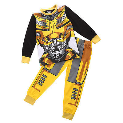 Boy Long Sleeve Sleepwear 18M-6 years