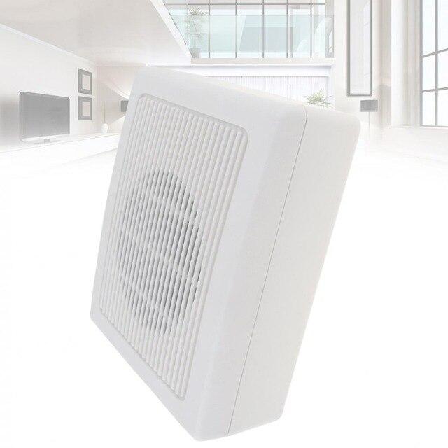 ATC 831 6.5Inch 6W Fashion Wall mounted Ceiling Speaker Public Broadcast Speaker for Park / School / Shopping Mall / Railway