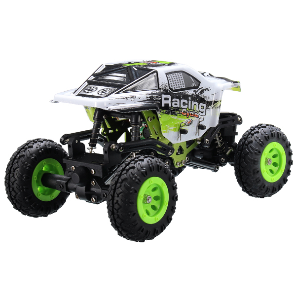 WLtoys 1:24 24438 1/24 2.4G 4WD Off-Road Remote Control Car Toys Rock Crawler RC Racing Car Radio Controlled RTR