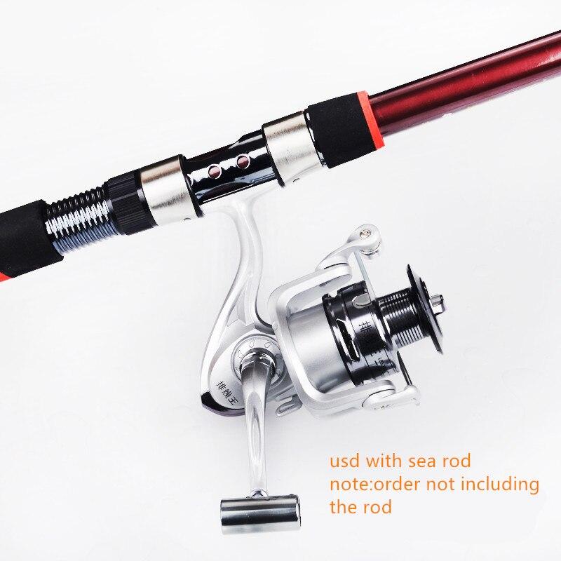 de pesca do mar roda pólo distante loer vara de pesca roda