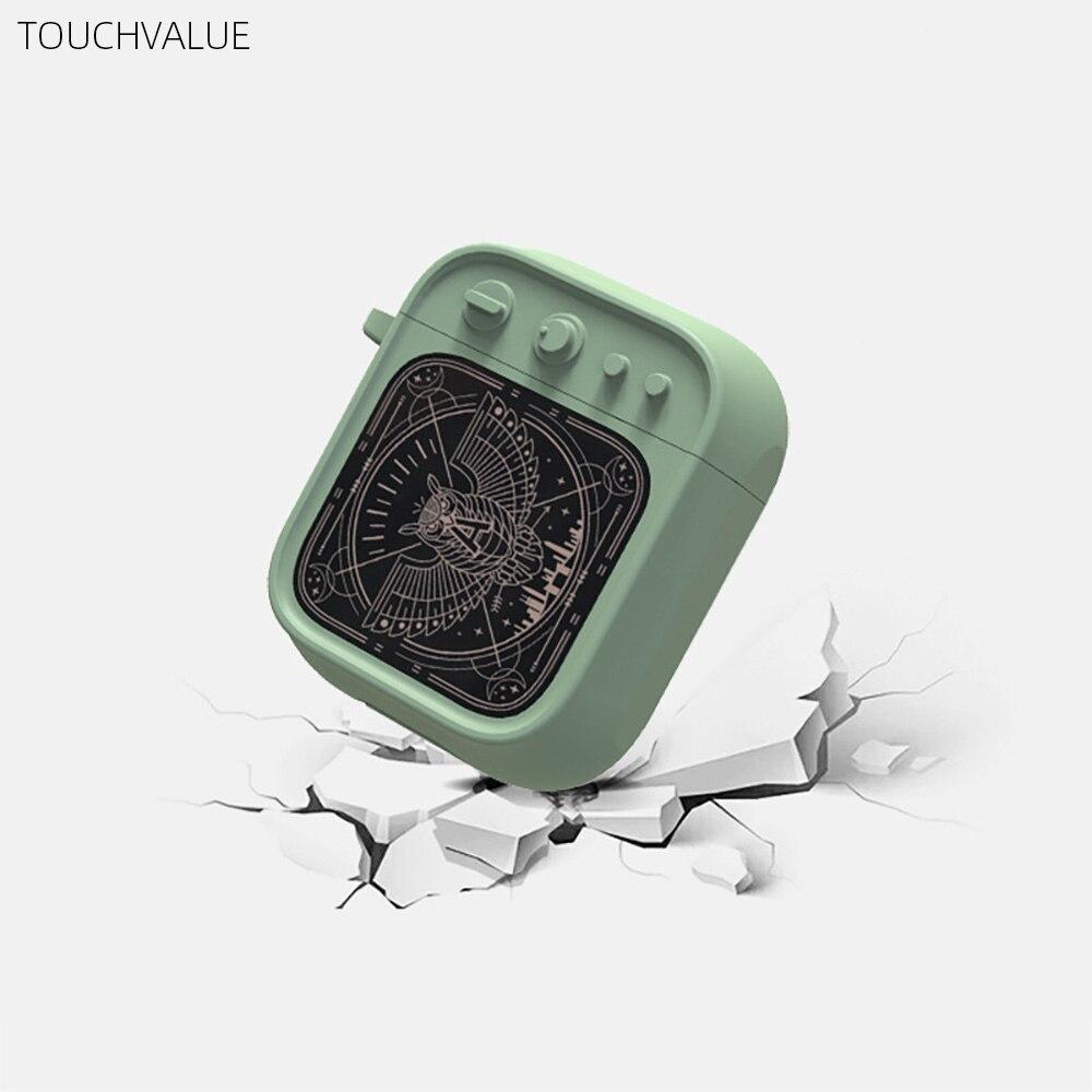 10 pcs/lot coque en silicone noir vert pour Airpods housse de protection avec anneau Anti-poussière sac de rangement pour Apple écouteur sans fil