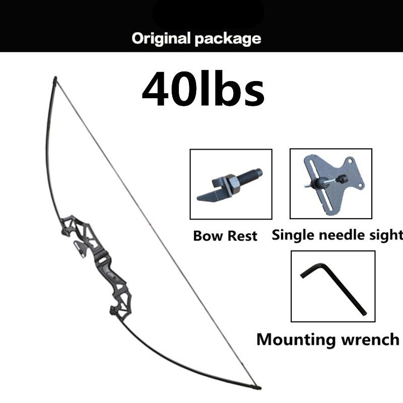 Nouveau arc classique professionnel 30-50 lbs puissant tir à l'arc de chasse flèche de chasse en plein air tir sports de plein air - 3