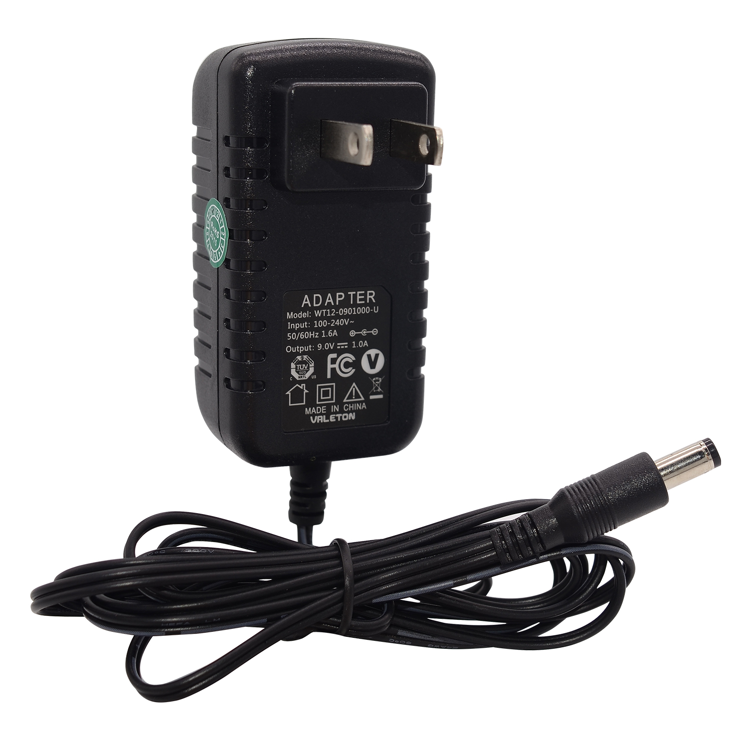 9V Guitar Effect Pedal Power Supply Adapter