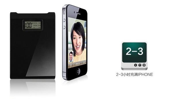 Tablet banco de potência 8800 mah carregador de celular portatil para apple iphone