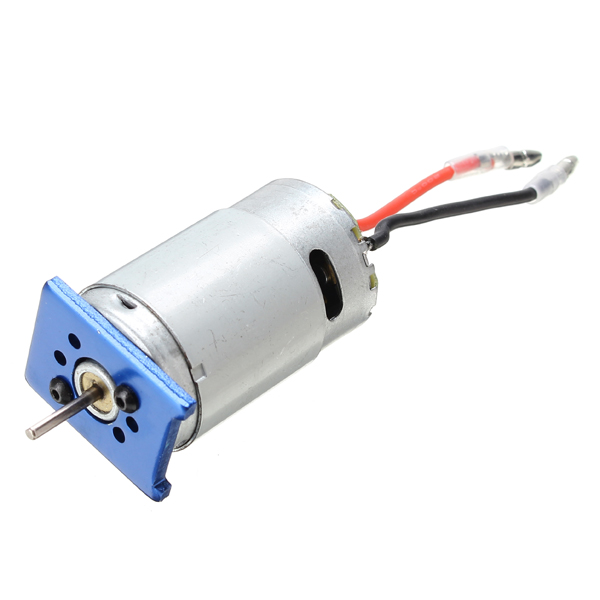REMO E9661 Motor 390 With Fixed Plate 1/16 RC Car Parts For Truggy Buggy Short Course 1631 1651 1621REMO E9661 Motor 390 With Fixed Plate 1/16 RC Car Parts For Truggy Buggy Short Course 1631 1651 1621