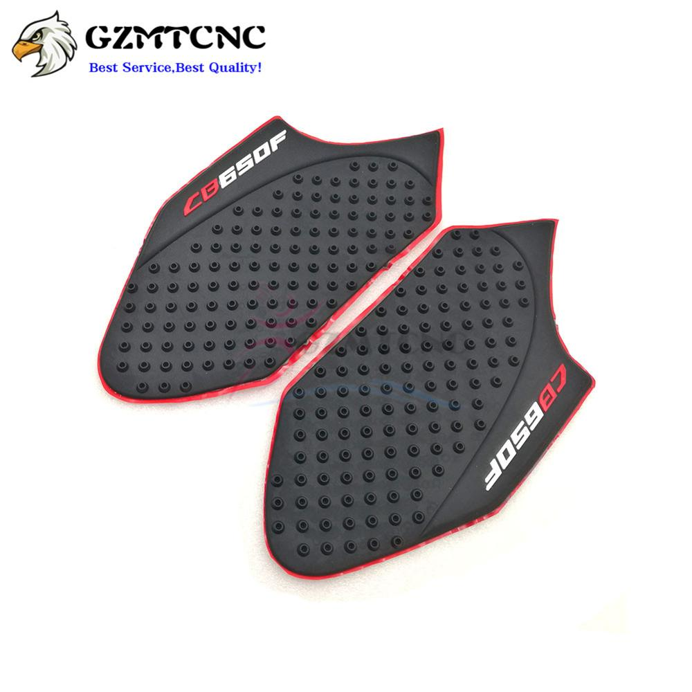 Candid Cb650f Frame Protect Anti Slip Tank Pad Sticker Gas Knee Grip Traction Side 3m Decal For Honda Cb 650f 2012 2013 2014 2015 2016 To Have Both The Quality Of Tenacity And Hardness Motorcycle Accessories & Parts Motorbike Accessories