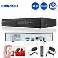 Owsoo hd 1080 p 4ch nvr gravador de cctv nvr h.264 p2p motion Onvif detecção Gravador DVR 4CH Para Home Security Sistema de Câmera IP