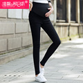 Spring and autumn pregnant women Leggings loose maternity pants pencil pants