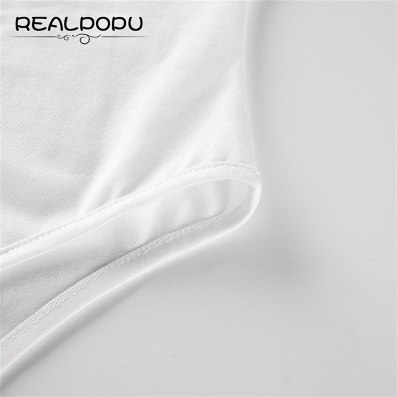HTB1T.GvboR1BeNjy0Fmq6z0wVXa0 - Realpopu Embroidery Body Women White Sleeveless Casual Slim Waist Bodysuit Casual Cotton Summer Rompers Short Jumpsuit Overalls