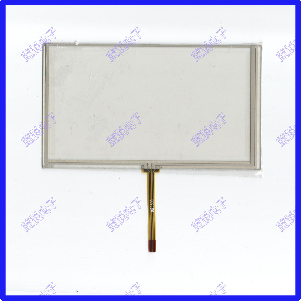 6.2 inch Great Wall C30 split external screen handwriting touch screen navigation system Four-wire resistive touch screen