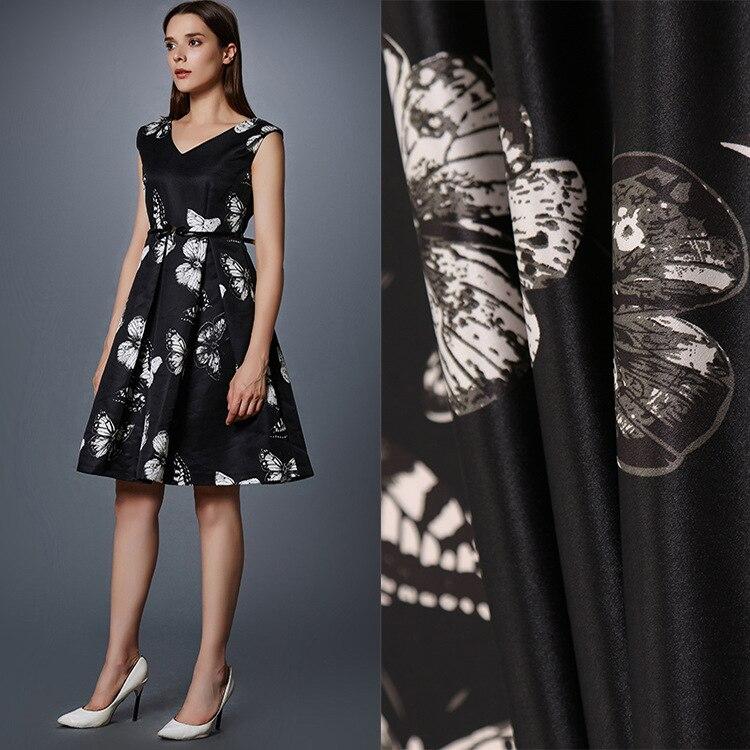 Синтетические ткани для платьев