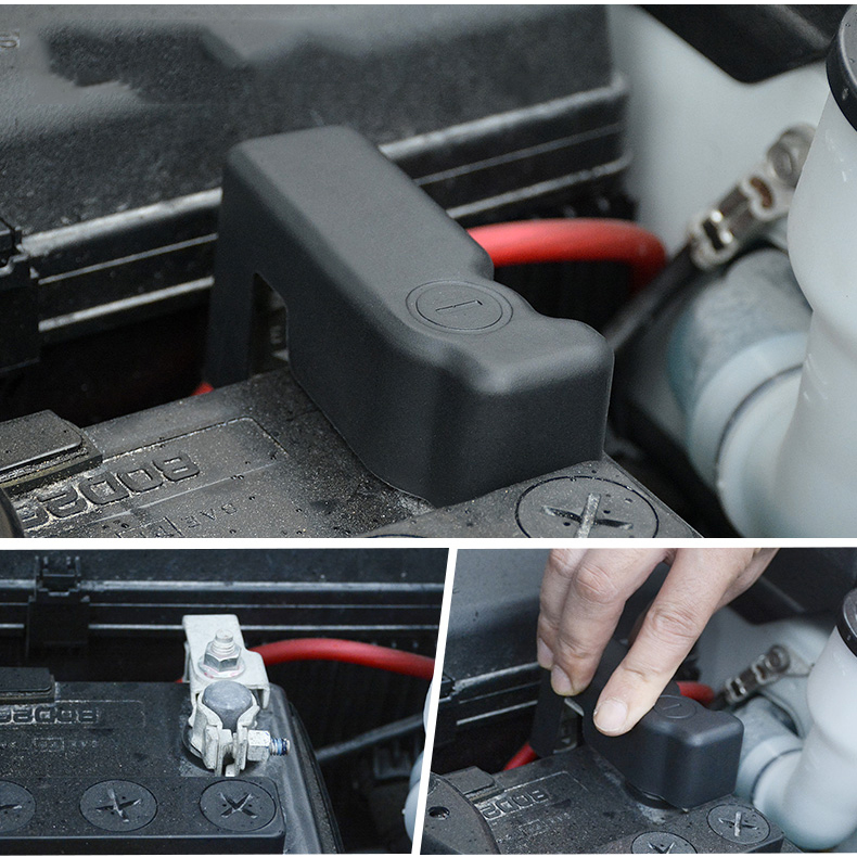 Car font b Battery b font Protection Cover For Toyota Land Cruiser 200 FJ 200 Accessories