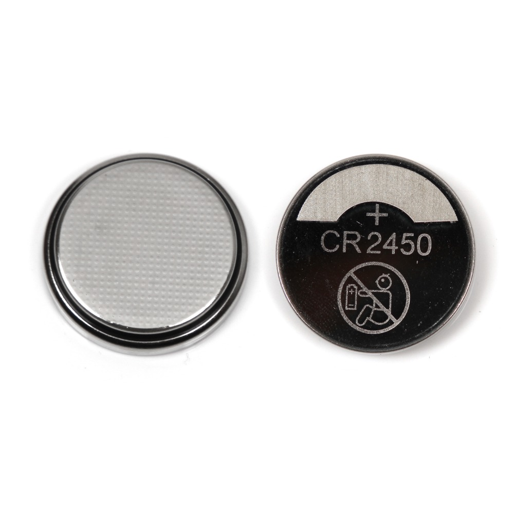 Anmas Power 20pcs CR2450 Button Batteries KCR2450 5029LC LM2450 Cell Coin Lithium Battery <font><b>3V</b></font> For Watch Electronic Toy Remote image
