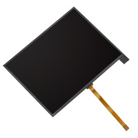 """For 5.6 inch TFT LCD Display 5.6"""" inch 126*100mm 4wire Resistive Industry Touch screen Panel Digitizer Glass