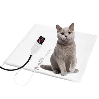 220 v ペットマット電気毛布防水スクラッチプルーフ猫犬加熱マット抗一口マットレス子犬ベッドマットクッションペット用品