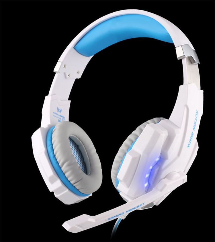 G9000 USB 7.1 Surround Sound Version Game Gaming Headphone Computer Headset Earphone Headband with Microphone LED Light (18)