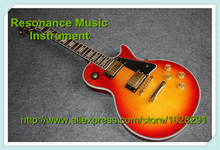 """Custom Shop Chinese Musical Instruments Top Binding LP Custom Guitar Body Classical Custom Guitar Lefty Available """