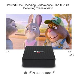 Image 4 - Vmade สมาร์ท Mini Media Player V96S Android 7.0 Allwinner H3 H.265 สนับสนุน Netflix Flixster YouTube 1GB + 8GB มินิทีวีกล่อง
