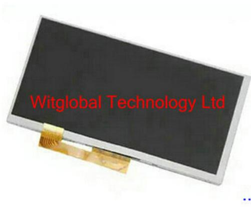 Witblue New LCD Display Matrix For 7 Prestigio MultiPad PMT3087 3G Tablet inner LCD screen panel