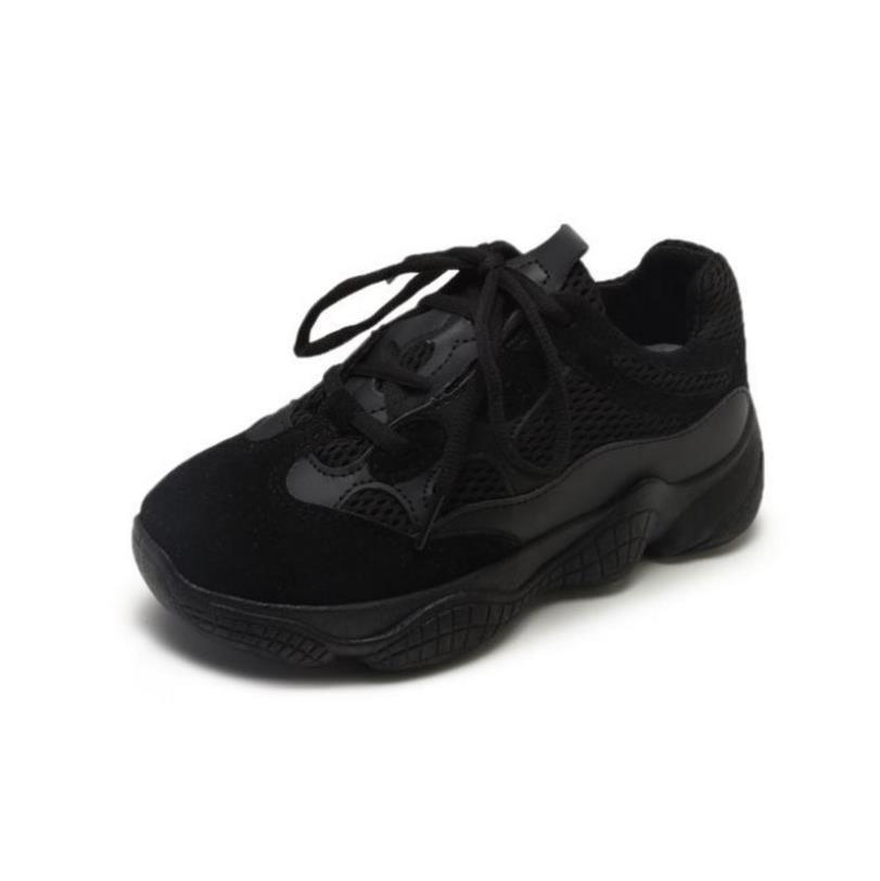 Coréennes Marée Dames Semelles Respirant Nouvelle D'hiver Beige Et noir Décontractées Épaisses Automne blanc Chaussures rose À 2018 8nq7XPY7
