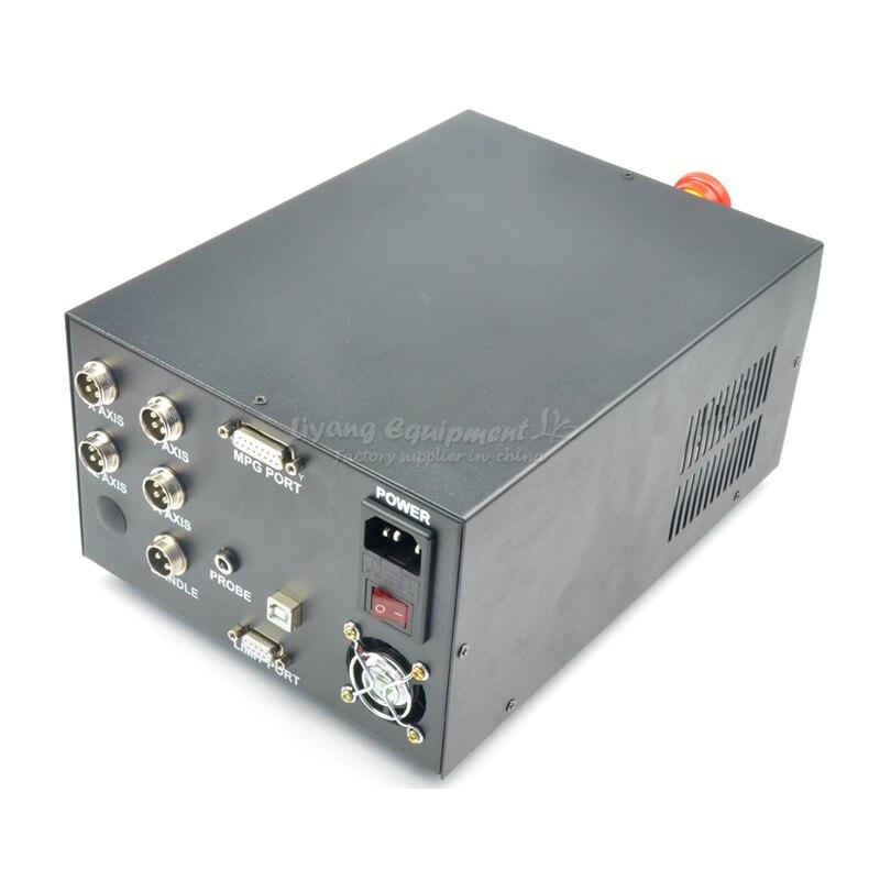CNC router machine control box MACH3 USB interface NCB02