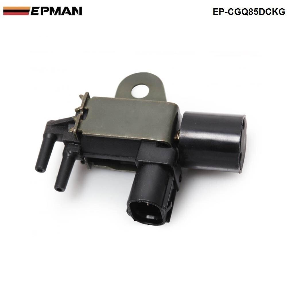 TANSKY -Universal EGR Vacuum Solenoid Switch Valve Fit For Exhaust Control Valve  TK-CGQ85DCKG 可変 バルブ マフラー 車検