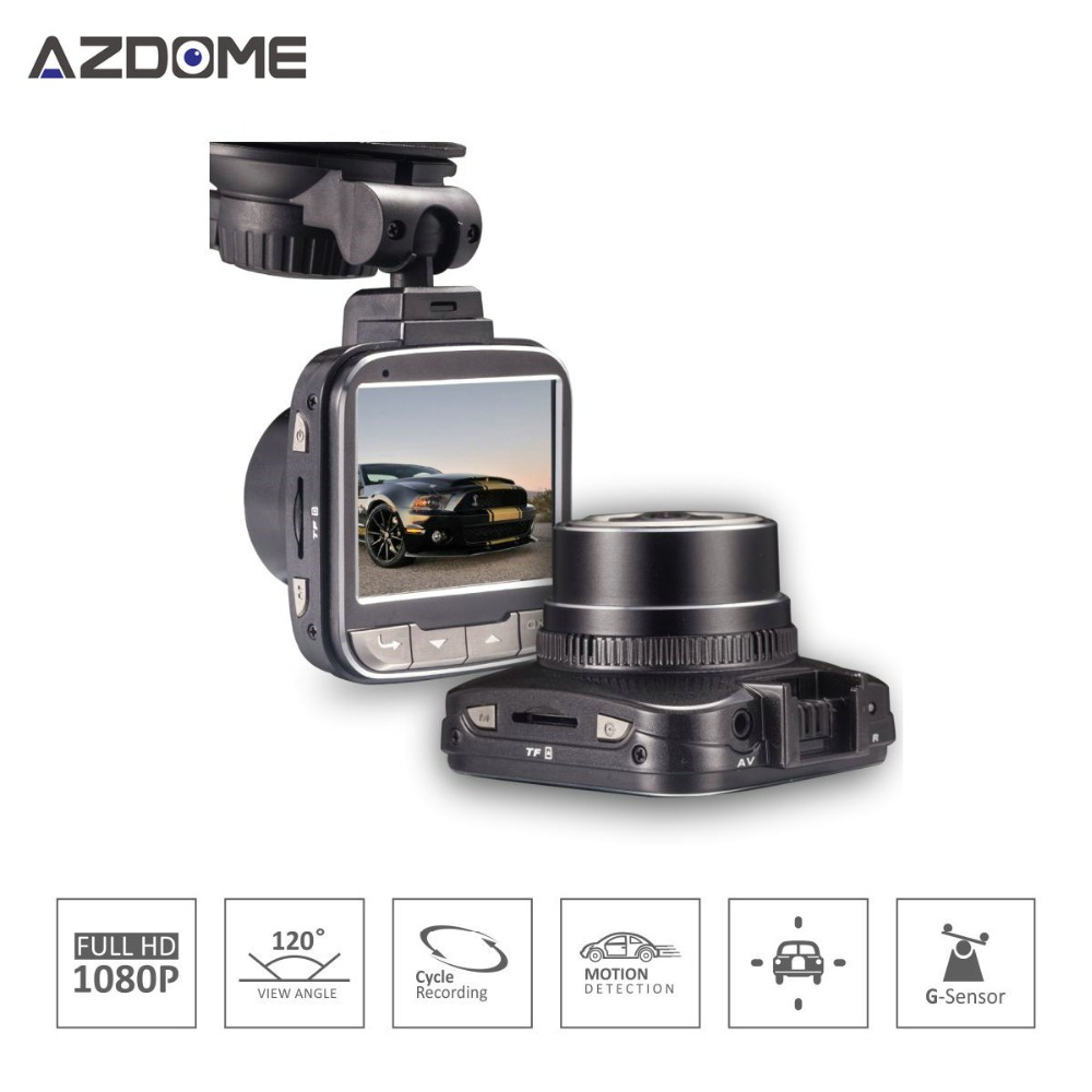 Azdome G50 Car DVR font b Camera b font Novatek 96650 Chip Full HD 1080p 30fps