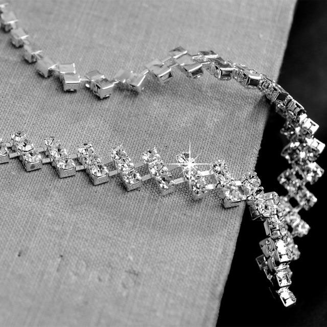 Luxury Wedding Bridal Jewelry Set 3