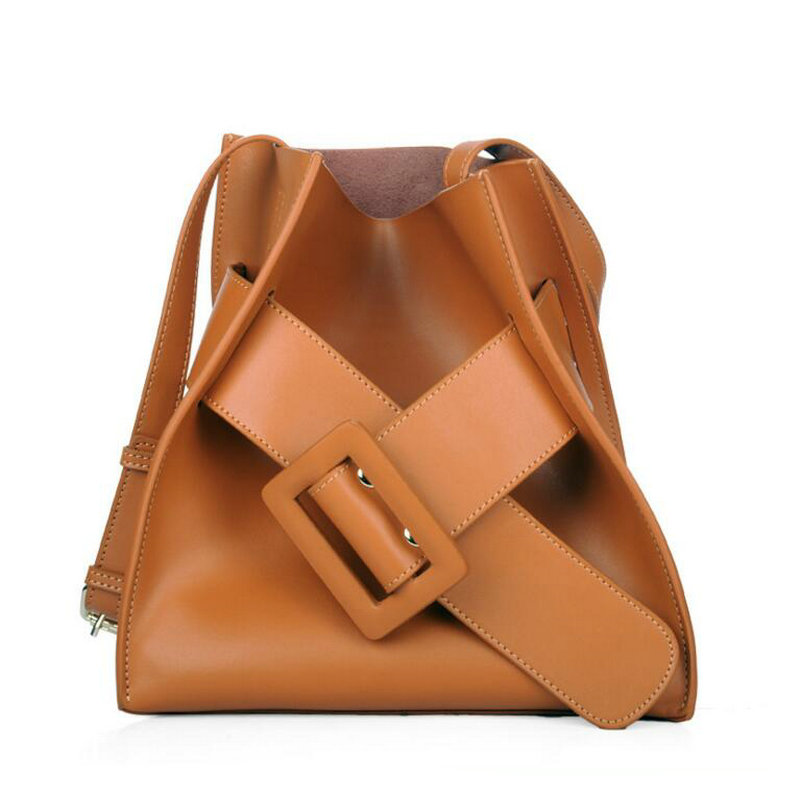 2017 New 100% Genuine Leather Handbag Luxury Handbags Women Bags Designer Bolsa Feminina Sac a Main Bolsos Tote Borse dikizfly genuine leather handbag luxury tote bags women bag designer bolsa feminina sac a main bolsos crossbody bags borse 2017
