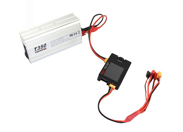 ISDT BG-8S Smart Battery for Checker Balancer Receiver Signal Tester Quick Charge Function