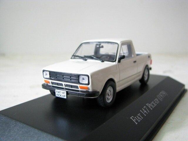 IX O 143 FIAT 147 Pick Up1979 Boutique Alloy Car