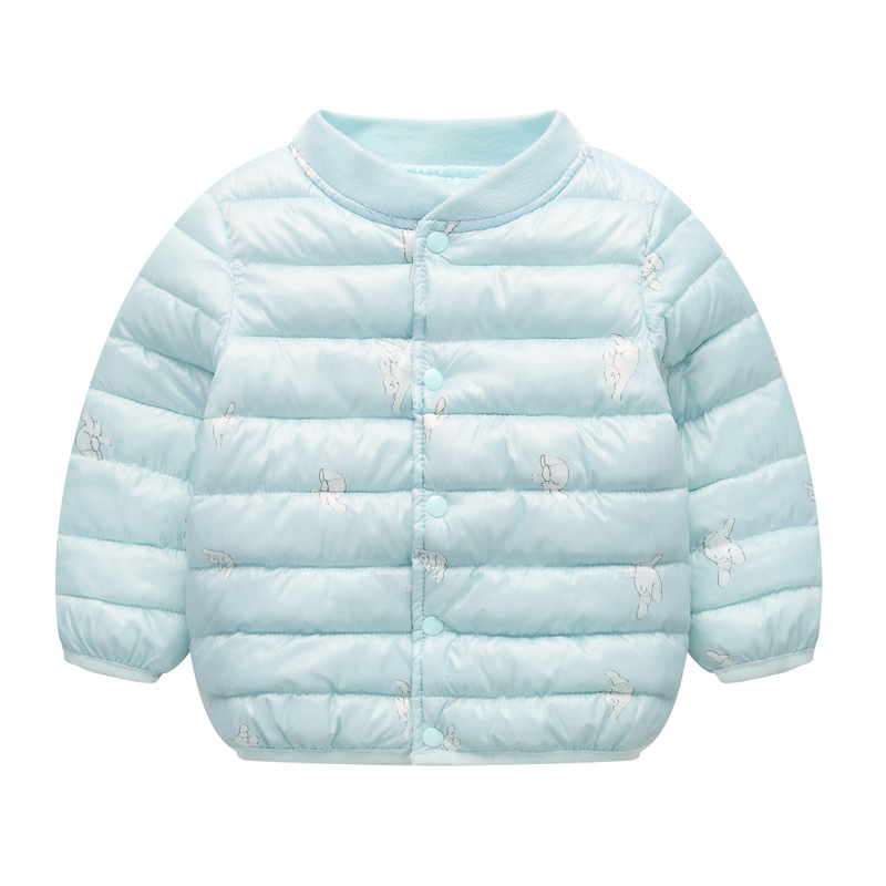Girls Jackets 2021 Children Outerwear Coat Winter Baby Boys Girls Cardigan Jacket Toddler Warm Coat Kids Clothes For 3-7 Years 5