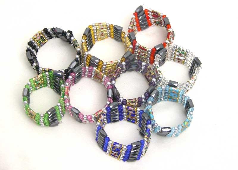 10x Black Hemae Magnetic Beads