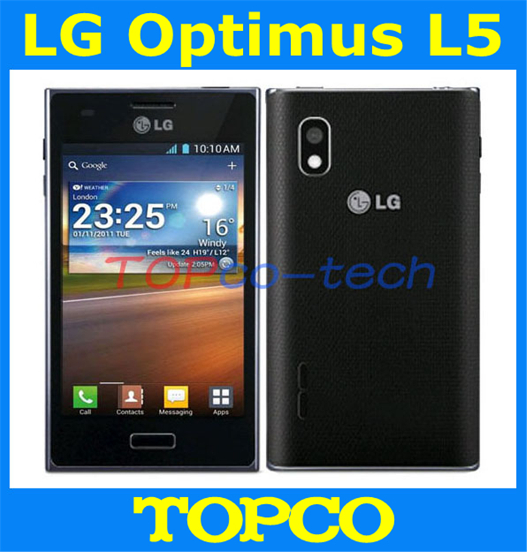 store product LG Optimus L E Original Unlocked GSM G Android WIFI GPS  MP GB Internal